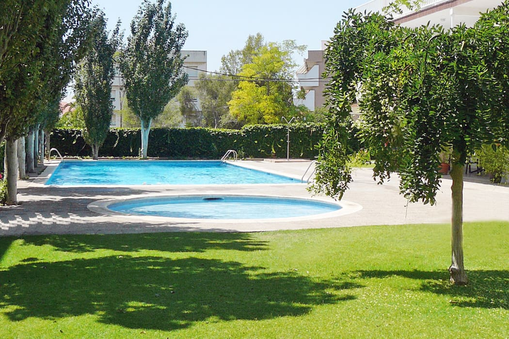 Casa en Sitges con piscina comunitaria